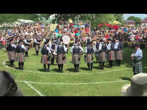 New York Metro Pipe Band