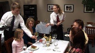 The Perfect Server Waitstaff Training DVD
