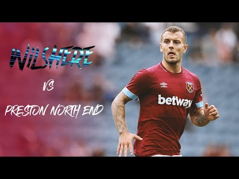 BEST OF WILSHERE vs PRESTON NORTH END