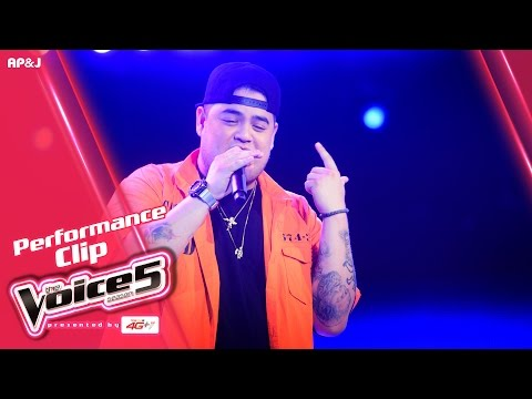 The Voice Thailand - แต๊บ ธนพล  - Nothing On You -  2 Oct 2016