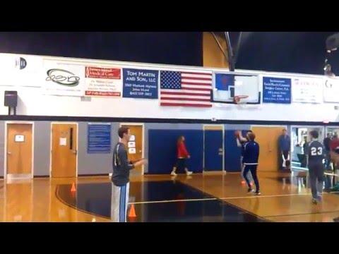 South Carolina Homeschool 3 point contest Finals