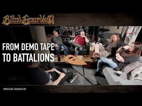 From Demo Tape To Battalions |Blind Guardian