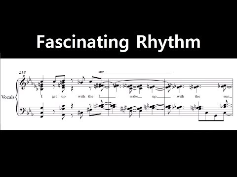 Jacob Collier - Fascinating Rhythm (Full Transcription)
