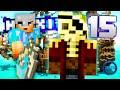 "Minecraft Mods - Hexxit Ep 15 - ""PIRATE BOSS BATTLE!"" - w/ Ali-A & Vikk"