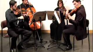 Brazilium String Quartet - Savior, Like a Shepherd Lead Us/