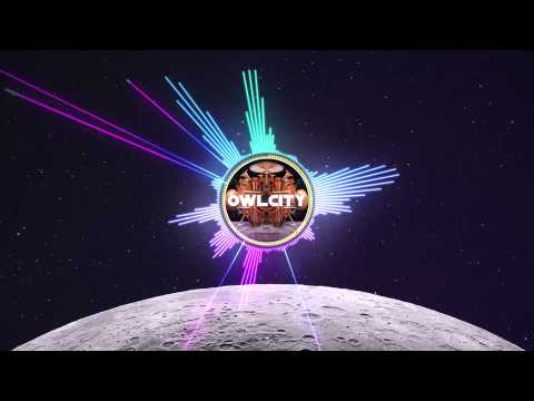 I Can't Live Without You - Owl City - Spectrum Visualizer