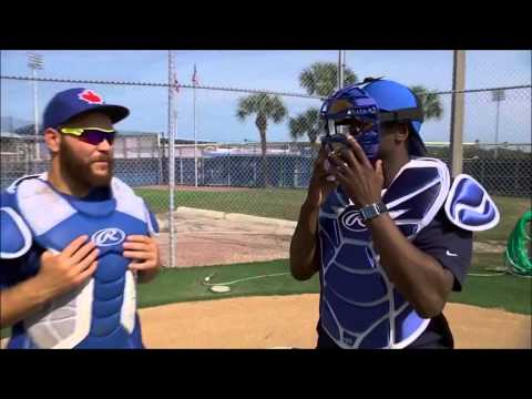 2015 | Russell Martin | 30 Clubs in 30 Days - Toronto Blue Jays