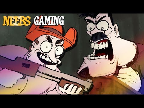 CHURCH GONE WRONG  (Neebs Gaming Animated)