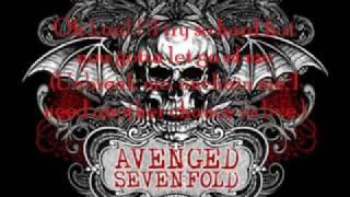 Avenged Sevenfold - Afterlife Lyrics