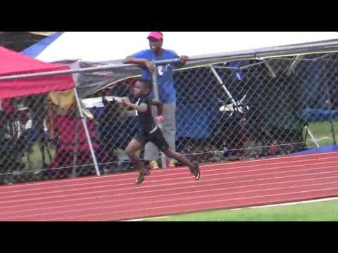 Silas Taylor Jr 400m Dash 04/02/16