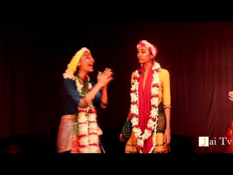 Rise of Mercy By Something Spiritual art group from |London (Performed In Mayapur )