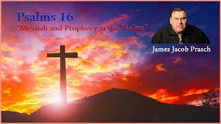 Moriel TV Zoom Bible Stขdy with Jacob Prasch - Psalms 16