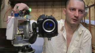 v.01 Arduino IR motor Управление моторами с ИК пульта и Скоростью ШИМ (PWM) Pan & Tilt