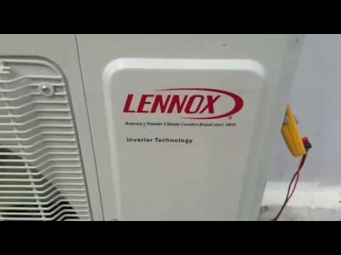 Lennox Mini Split Inverter Youtube