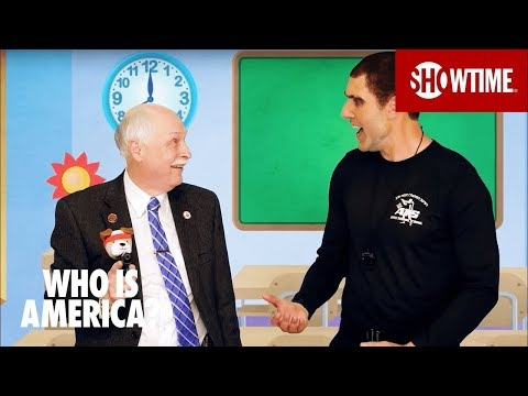'It Gets More Insane' Season Finale Teaser | Who Is America? | SHOWTIME