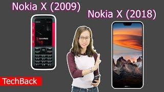 Từ Nokia X (2009) đến Nokia X (2018) || TechBack || TECHMAG