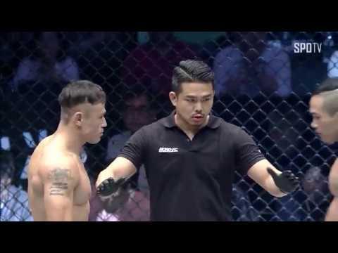 SHIN DONG-GUK(신동국) VS HAYASHI TAMOTSU(하야시 타모츠) XIAOMI ROAD FC 048