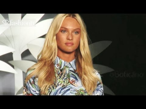 Candice Swanepoel for Colcci Spring 2013: Summer Sexy and Surfer Cool at SPFW | FashionTV