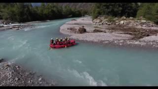 alpe d'huez via bourg d'oisans  DJI Phantom 4 footage