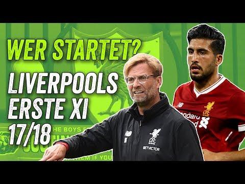 Liverpool Transfers & Gerüchte - Klopp ohne Coutinho in der Startelf 2017/18!
