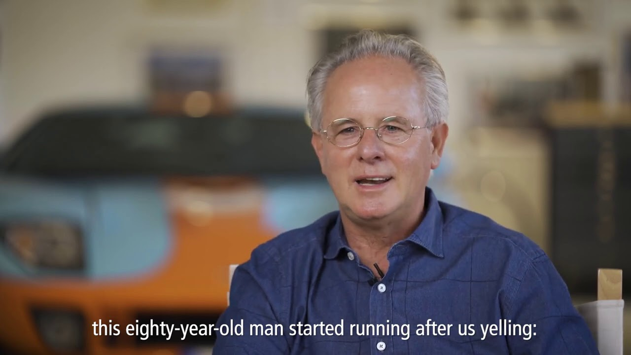 The Impact of the American Car Culture on Horacio Pagani