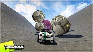 ROCKET LEAGUE IN GTA 5 (GTA 5 Funny Moments)
