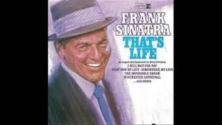 Watch Frank Sinatra Somewhere My Love video