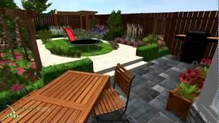 Formal Garden Design - Pmn Landscape Designs Ltd