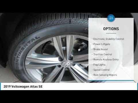 2019 Volkswagen Atlas 2019 Volkswagen Atlas SE FOR SALE in Bakersfield, CA V1391