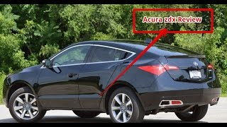 WOOW 2013 Acura ZDX Review