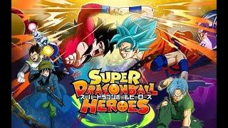 Bảy Viên Ngọc Rồng: Hành Tinh Ngục Tù - Super Dragon Ball Heroes (Tập 1-26) HD Vietsub