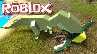 DINOSAURS! - Roblox Dinosaur Simulator