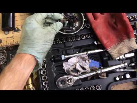 Skoda Octavia 2005 2.0TDi BKD Engine Turbo Sticking Vanes (Mr Muscle Method)