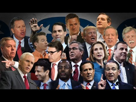 Poll: five leaders among GOP 2016