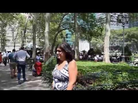 Bryant Park Walking Tour - New York City