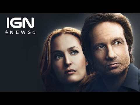 The X-Files Will Return as 10-Episode Event Series on FOX - IGN News