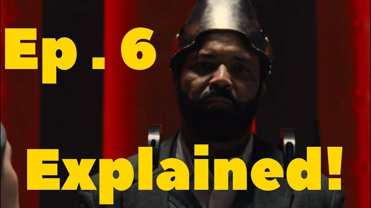 Download Westworld Explained: Season 2 Episode 6