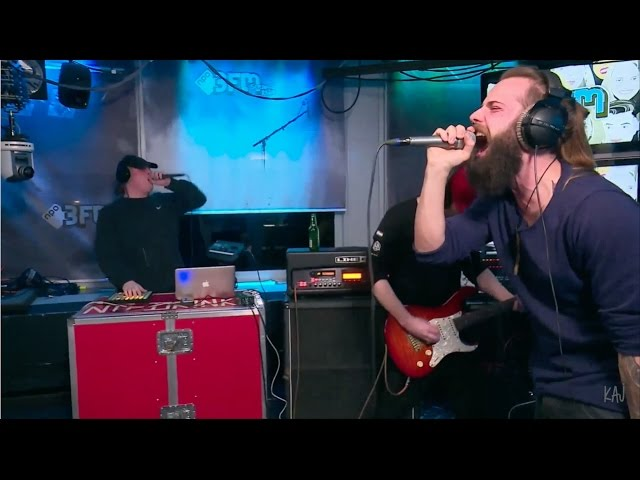 Frontstreet - Nocturnal (Live at 3FM)