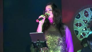 Dil Cheez Kya Hai (Umrao Jaan ) - Kalpana Patowary Live in Zolani Club Duliajan Assam.