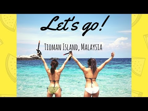 Travel | What to do in Tioman Island, Malaysia