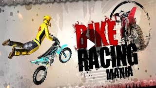 Bike Racing Mania Android Official trailer (HD)