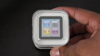 New iPod Nano (2010) Unboxing