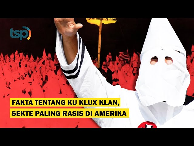 [ENG SUB] Facts About the Ku Klux Klan : The Most Racist Sect in America