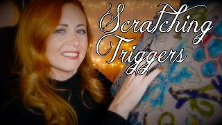 Scratching for TINGLES | ASMR Ear to Ear & Far Away Trigger Sounds