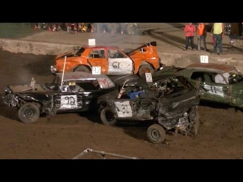 Williams County Derby - Fullsize Car Heat (2016)