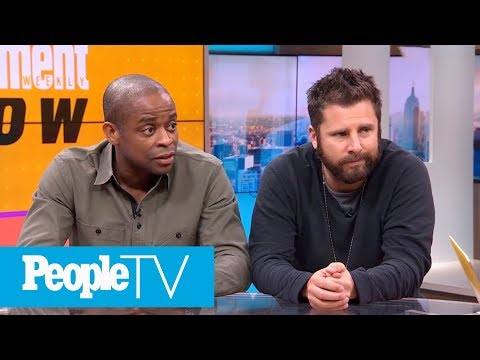 'Psych: The Movie' Stars On Franchise Future, Favorite Moments  PeopleTV  Entertainment Weekly