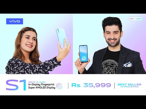 Vivo S1 — Hot Selling in Pakistan