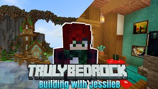 We Started the Village! Truly Bedrock SMP | Season 2