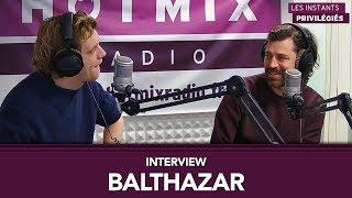 """Balthazar """"C'est notre album le plus groovy"""" - Interview + Live Hotmixradio"""