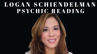 Logan Drew Schiendelman  Psychic Reading.